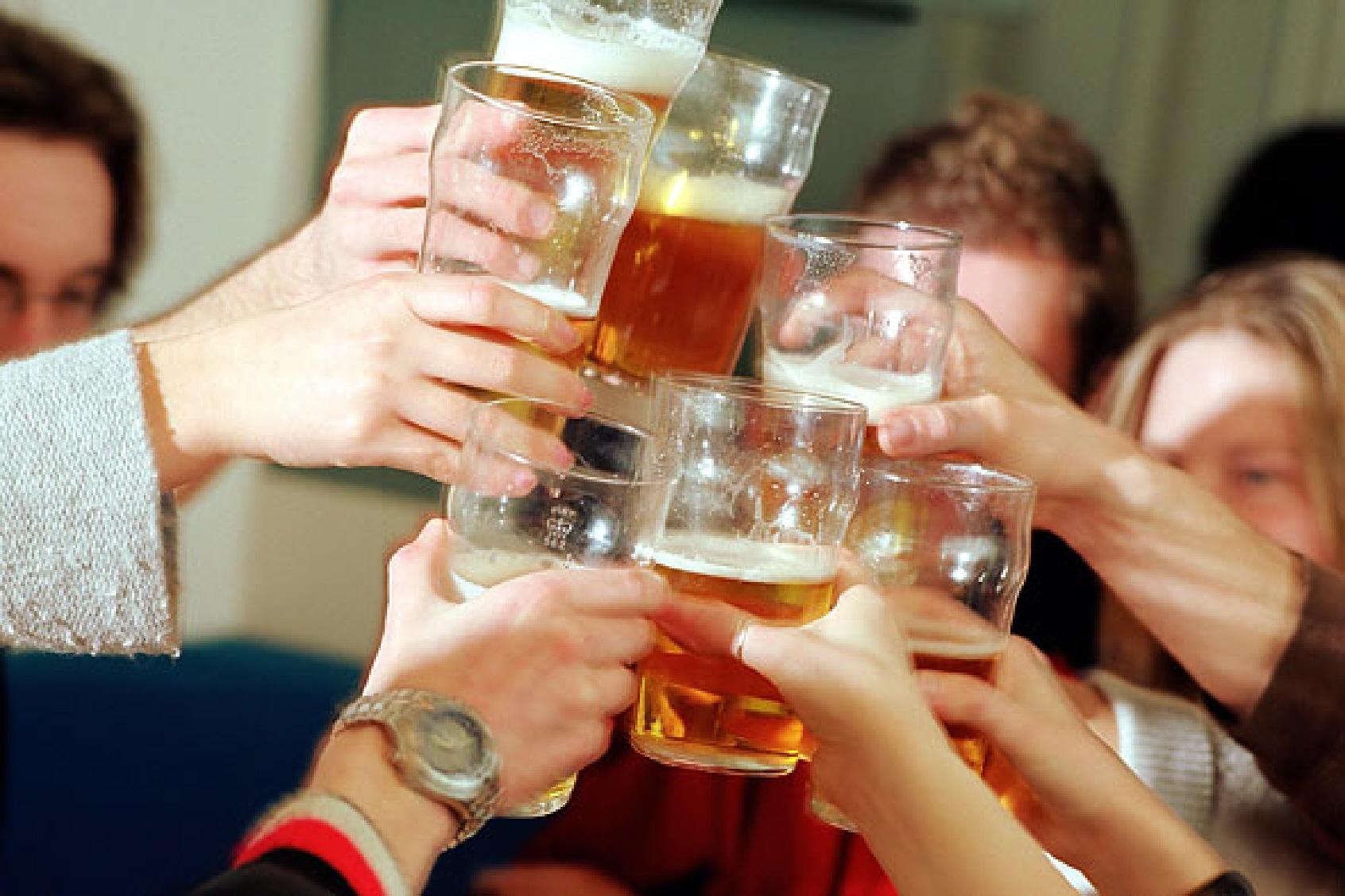 Пропаганда алкоголизма в сми